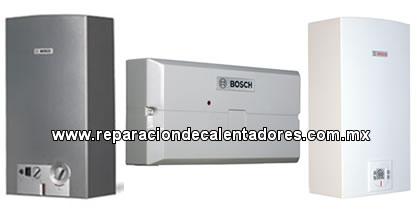 Tipos de calentadores de agua en mexico