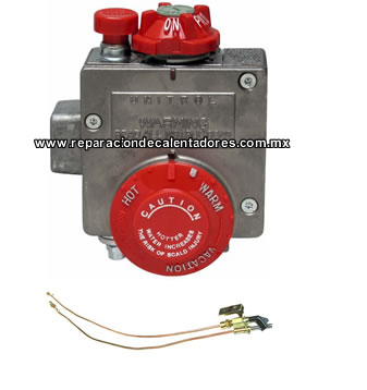 Refacciones mantenimiento y reparaci n de calentadores de - Tipos de calentadores de gas ...